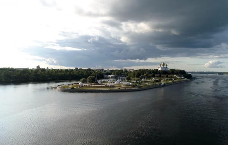 Ярославль - столица золотого кольца